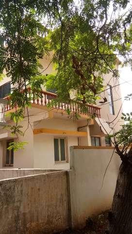 Sainikpuri old 4 bhk duplex house for sell