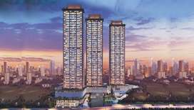 $Come on for Sale of 3 BHK  Flat  located in  Kavesar, Thane West, Go