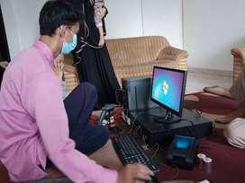 Mesin Kasir Komputer plus Software
