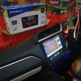 Head unit android audiobank