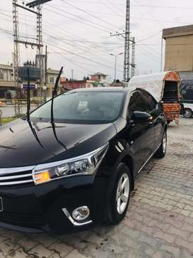 Toyota Corolla GLI 2016 AUTOMATIC Low mileage
