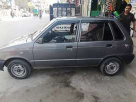 Mehran 2012 for sale good condition