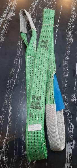 JUAL Lifting strap Specifications Flat 2T*2M*50MM Material Polyester
