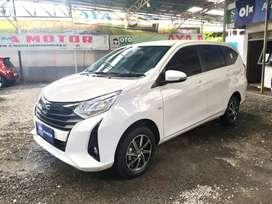 Dp 20 jt Toyota Calya 1.2 G Facelife MT 2021.