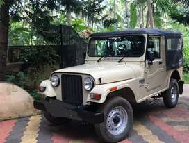 Thar m2di power steering jeep