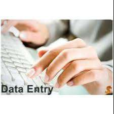 Candidates Hiring For Data Entry Job in Delhi