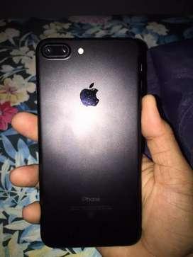 7 Plus 128GB Black (Good Condition)