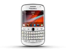 New blackberry bold 4 white