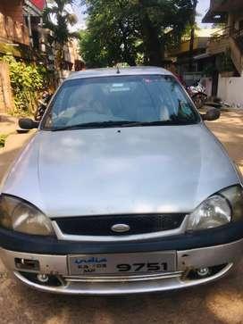 Ford Ikon 2005 Petrol 120000 Km Driven
