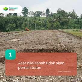 Nabung tanah yuk, 100 m hanya 30 juta di Bogor