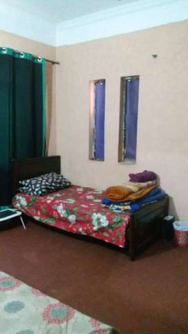 Only for females single furnished room available for rent in G-11/3