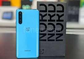 Oneplus Nord - 8+128GB : Blue