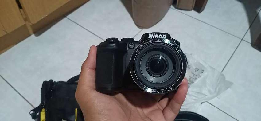 Camera Nikon Coolpix B500