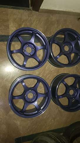 Star Rims For Sale 16 Inch And 55 Profile With Used Tyres