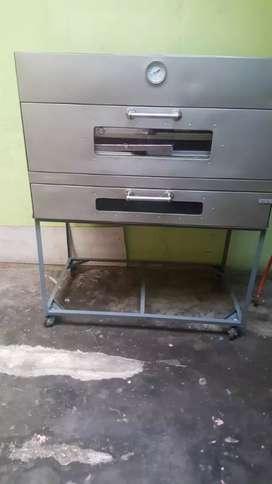 Oven bekas tp msh baru