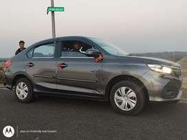 New Honda Amaze for rent
