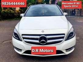 Mercedes-Benz B-Class B 180 Sport, 2014, Petrol