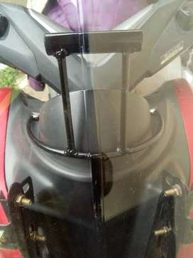 Breket holder hp motor nmax