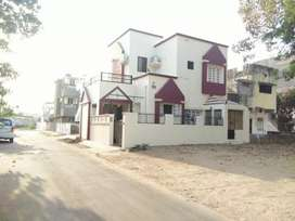 3bhk duplex,with 3 bathroom/toilets,with night security service,