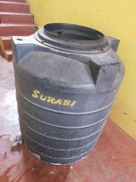 Surabi Sintex 500 litres for sale -2 nos