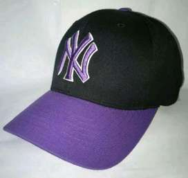 Topi MLB New York Yankees Purple