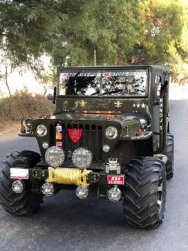 Open willy modified jeeps
