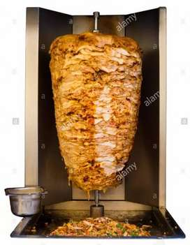 Chiken Shawarma and Grill master