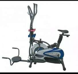 Alat fitnes sepeda statis orbitreck platinum 5 fungsi