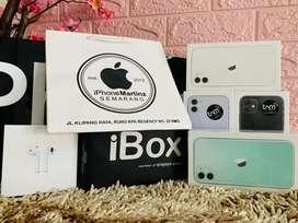 IPHONE 11 64 GB GARANSI RESMI IBOX 1 TAHUN