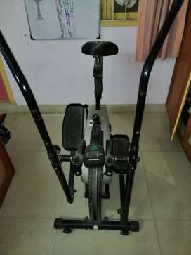 Hercules Elliptical and cycling less used good working