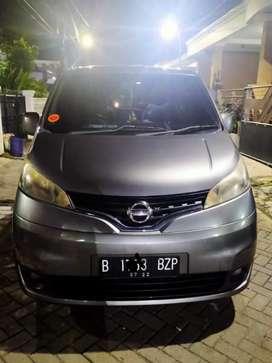 Nissan Evalia2012 MT
