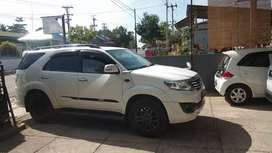 Toyota Fortuner 2012 Tipe G 2.7 Lux Rp. 265.000.000