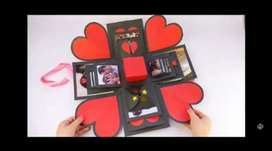 Gift box for all events
