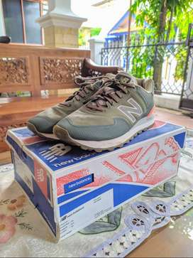 New Balance 574 Original warna Green