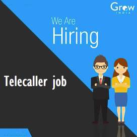Part time tele caller required for insurance product sale .