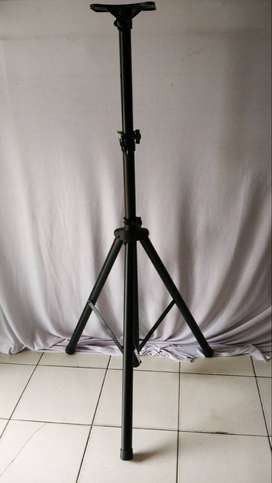 STAND SPEAKER  plus tatakan 260rb sepasang - 1pcs 130rb
