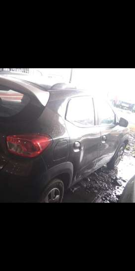 Renault Kwid 1.0 RXT EDITION, 2017, Petrol