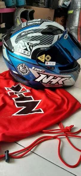 Nhk rx9 visor blue