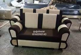 Brown 3+2 sofa set model 668