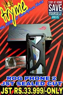 TRYME 8GB Ram ROG-2 PHONEE,Full Kit Box Fresh Conditions