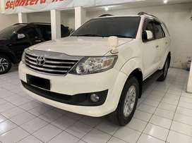Fortuner G Luxury Matic 2013 Terawat