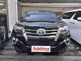 Toyota fortuner VRZ matic 2017