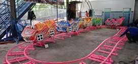 Kereta minicooaster wahana mainan pancingan bebek magnet L05