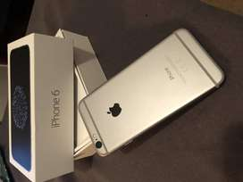 iphone 6 64gb excellent condition with bill box full kit