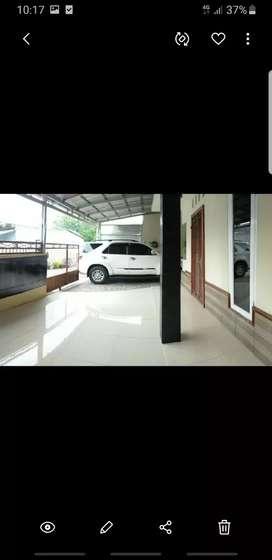 Rumah d kontrakan aman dan bebas banjir