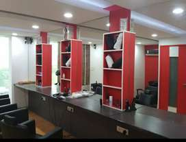Perimum salon for sale also ready to sale for Clinics,bank, office,spa