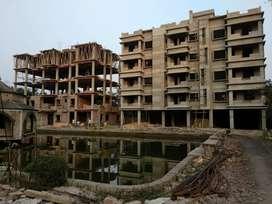 *Beautifully constructed, 2 BHK Flats in  Rabindranagar, Santoshpur #