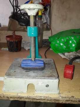 Panchar machine, full items