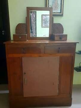 Dressing Table Teak wood