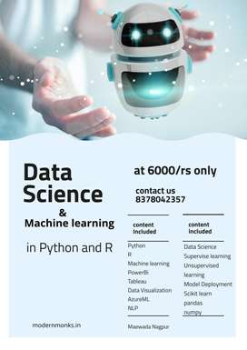 Data science tutions